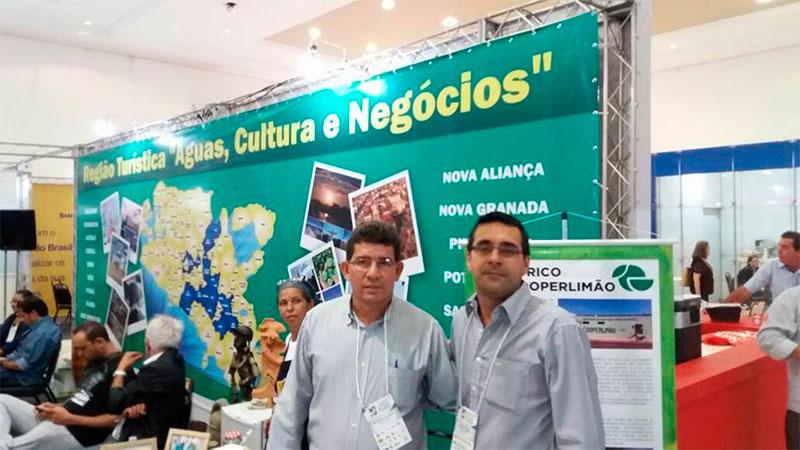 Nova Aliança no Mapa do Turismo Brasileiro – Águas, Cultura e Negócios.