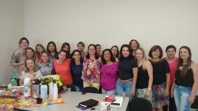 Nova Aliança sediou a Reunião de Assistente Social